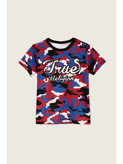 TRUE SNAKE TODDLER/LITTLE KIDS TEE