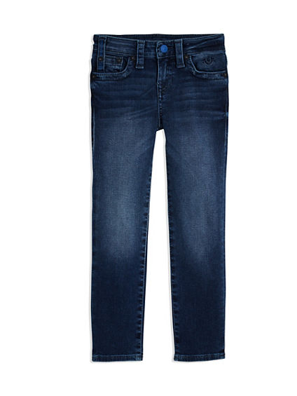 TODDLER/BIG KIDS GENO SLIM JEANS