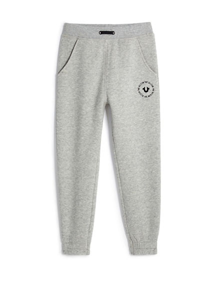 BOYS DROP POCKET SWEATPANT