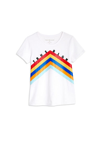 UP AND ARROW KIDS TEE