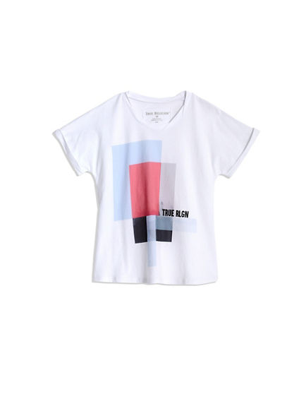 KIDS SHADOW BOX TEE