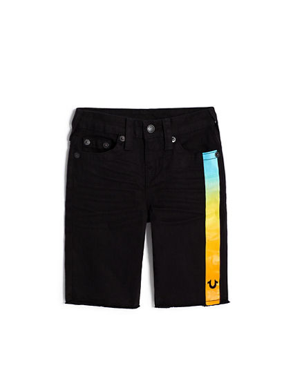 GENO GRADIENT STRIPE SHORT