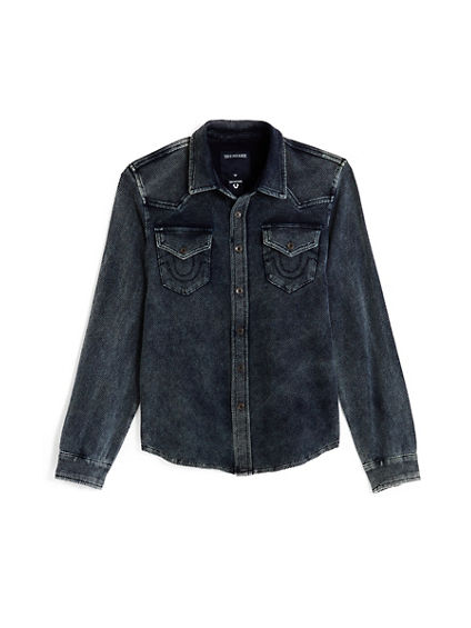 INDIGO KIDS SHIRT