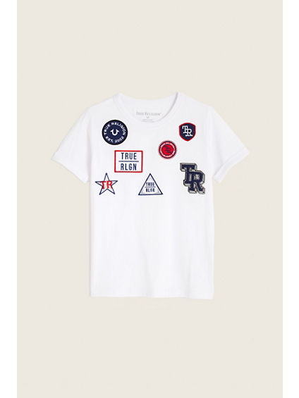 PATCH KIDS TEE