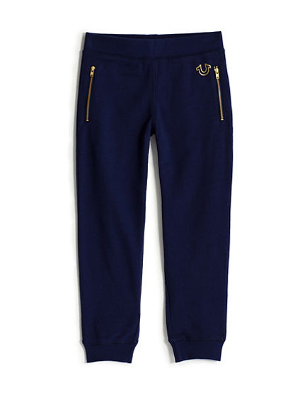 BOYS FOIL SWEATPANT