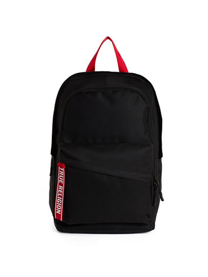 TRUE BLACK BACKPACK