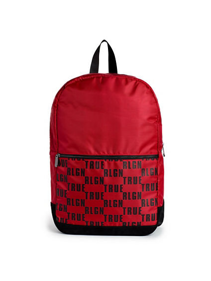 LOGO BLOCK BACKPACK