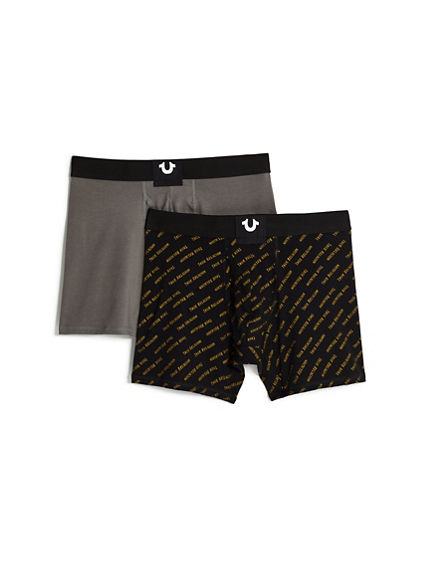 MIXED BOXER BRIEF - 2 PACK