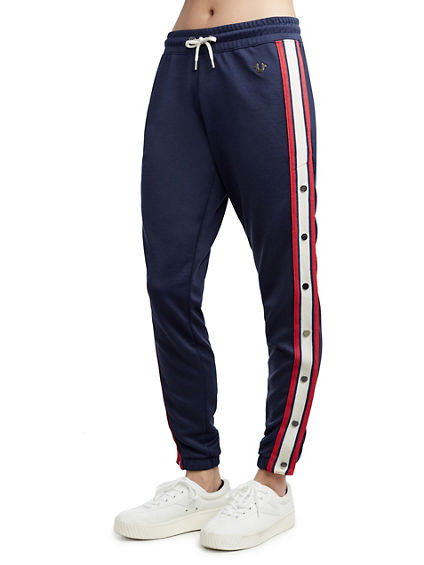 WOMENS PRESS SWEATPANT