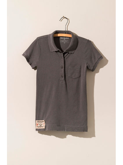 SHORT SLEEVE WOMENS POLO SHIRT