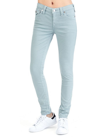 SUPER SKINNY FLAP WOMENS JEAN