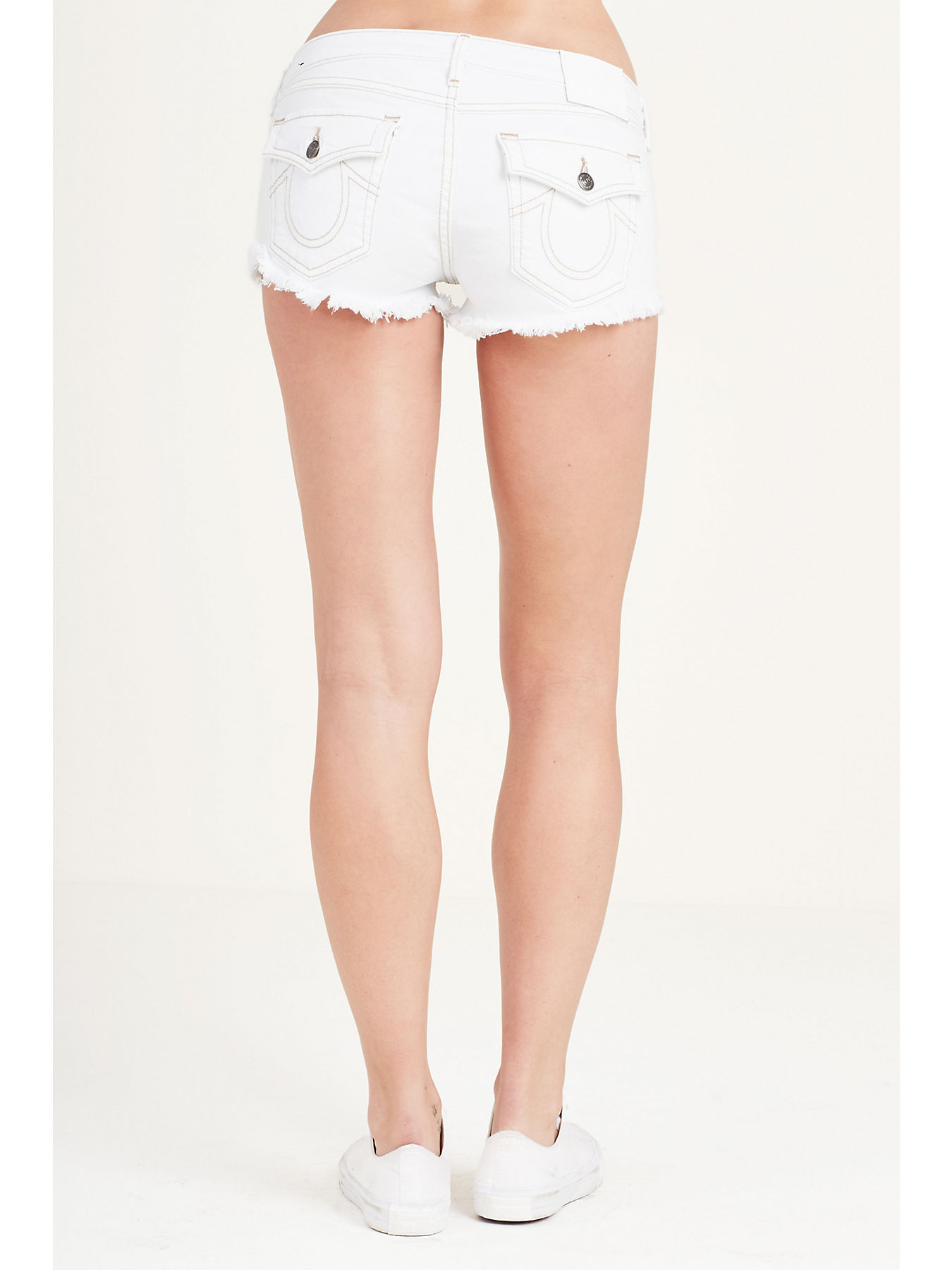 614a6b930a JOEY CUT OFF WOMENS SHORT - True Religion
