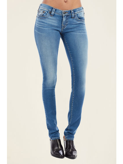 STELLA LOW RISE SKINNY LONG WOMENS JEAN