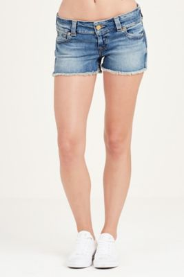 low rise women's shorts