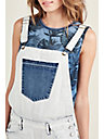 WOMENS SHORTALL