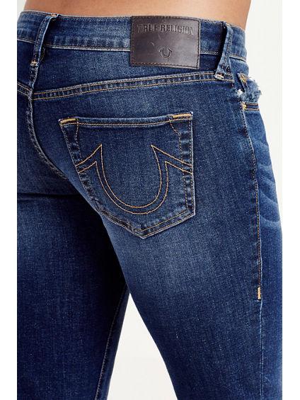 Mens True Religion Jean Shorts