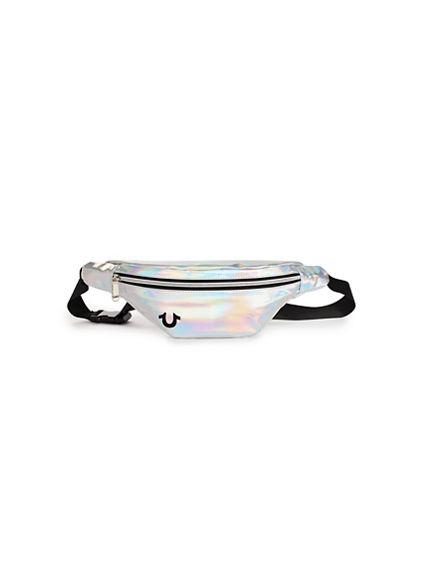 REFLECT IRIDESCENT FANNY PACK
