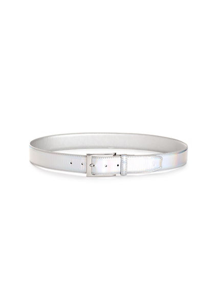 WOMENS IRIDESCENT BELT