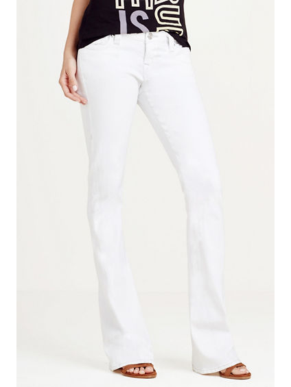 HAND PICKED FLARE WOMENS JEAN
