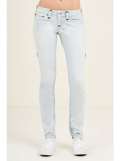 SKINNY FLAP SUPER T WOMENS JEAN