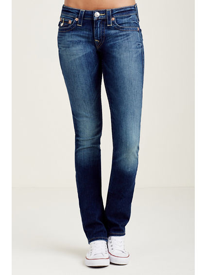 SLIM STRAIGHT FIT JEAN