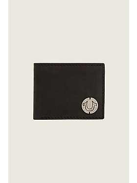 TR LEATHER WALLET