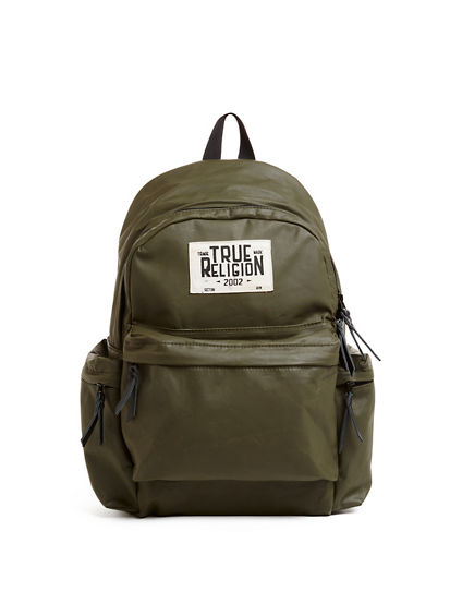 SCOUT COATED BACKPACK