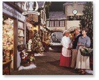 Bavarian Christmas Village