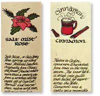 Hand-colored Labels