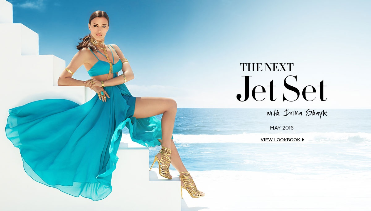 The Next Jet Set MAY 2016 VIEW LOOKBOOK