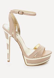 bebe Averly Platform Sandals