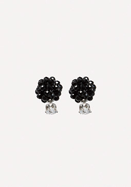 bebe Front-Back Stud Earrings