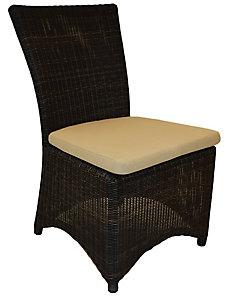 Casual Classics Verona Side Chair W/ Cushion