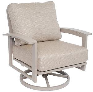 Leisure Garden Soyer Swivel Rocking Lounge Chair   Patio.christysports.com