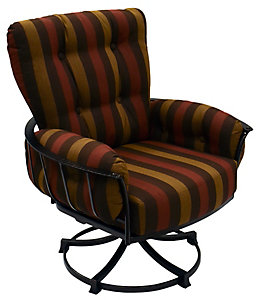 O.W. Lee Monterra Mini Swivel Rocker Lounge Chair   Patio.christysports.com
