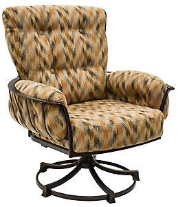 O.W. Lee Monterra Mini Swivel Rocker Lounge Chair   Pulse Truffle   Patio .christysports.com