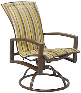Homecrest Havenhill Swivel Rocking Chair   Spotlight Sterling   Patio .christysports.com