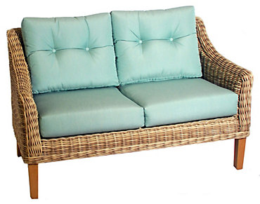 North Cape Cambria Loveseat With Cushion Patio Christysports Com