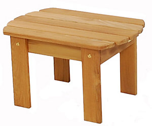 Casual Classics Adirondack Side Table