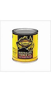 Cabot Australian Jarrah Oil 1 Quart Patio