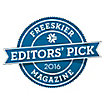 Freeskier Editor's Pick 2016