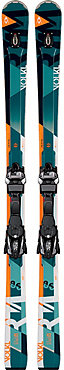 Volkl RTM 86 w/ WR XL 12.0 System Skis - Men's - 2016/2017