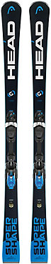 Head Supershape Titan with PRD12 System Skis - Men's - 2017/2018