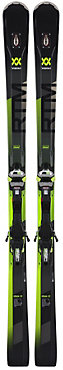 Volkl RTM 84 Ipt WR XL 12 System Skis - Men's