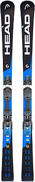 Head Supershape I.Titan with PRD12 System Skis - Men's