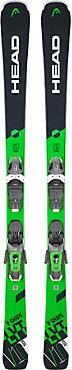 Head V-Shape V10 w/ PR D12 System Skis - Men's -2018/19