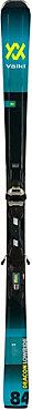Volkl Deacon 84 + Low Ride XL 13 System Skis - Men's