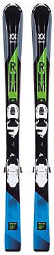 Volkl RTM Jr VMotion 4.5 System Skis - Kids'
