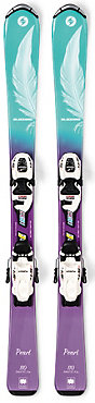 Blizzard Pearl 4.5 System Skis - Kids' -2018/19