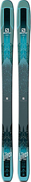 Salomon QST Lumen 99 Skis - Women's - 2017/2018
